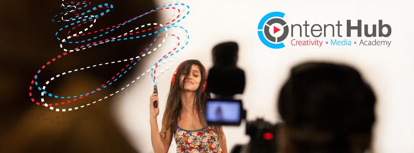 Branding content hub Herzeliya cover מיתוג חממת התוכן הבינתחומי הרצליה