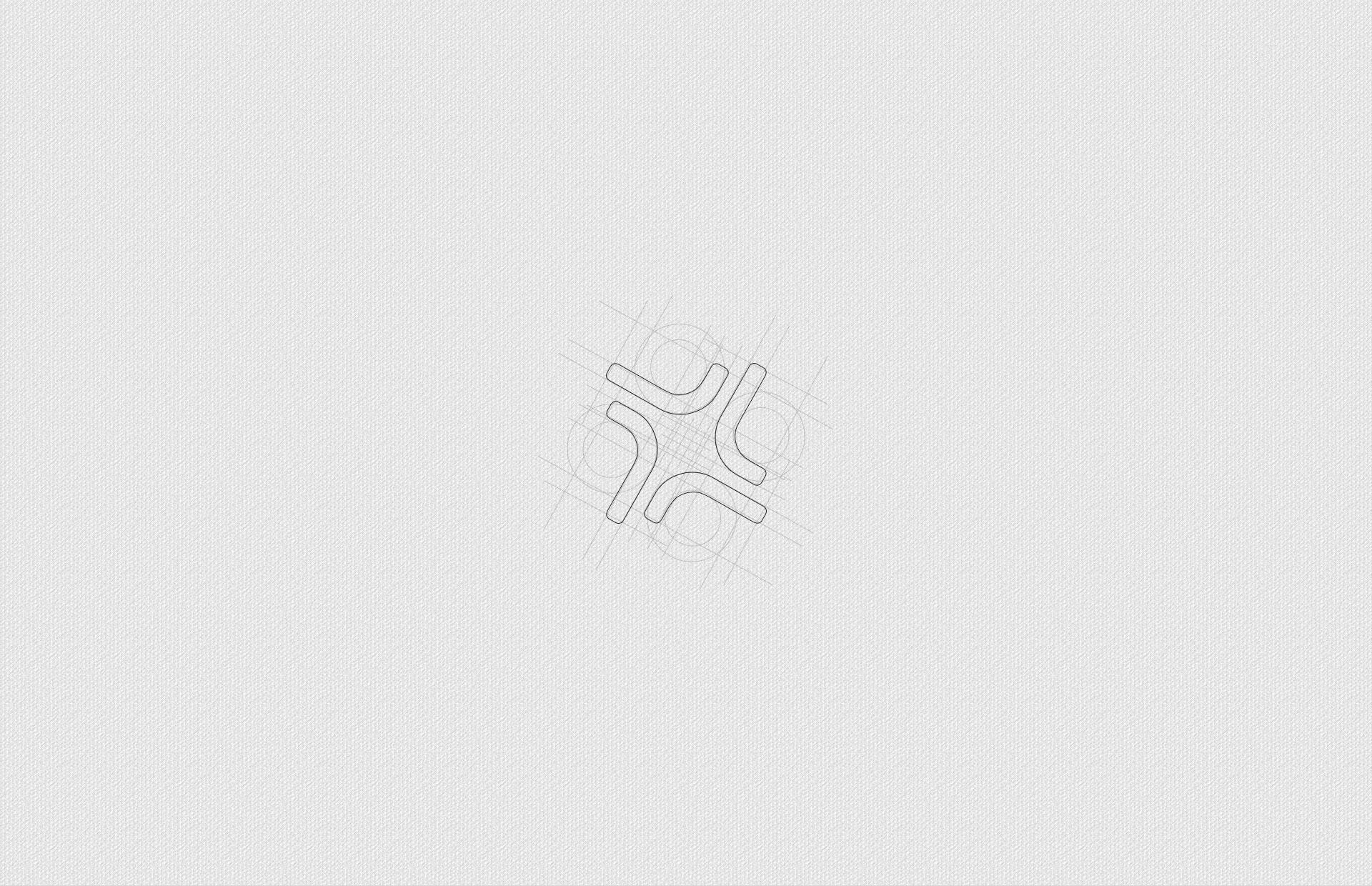 Branding logo sketches 3D printing מיתוג סקיצות עיצוב לוגו הדפסת תלת מימד Largix light