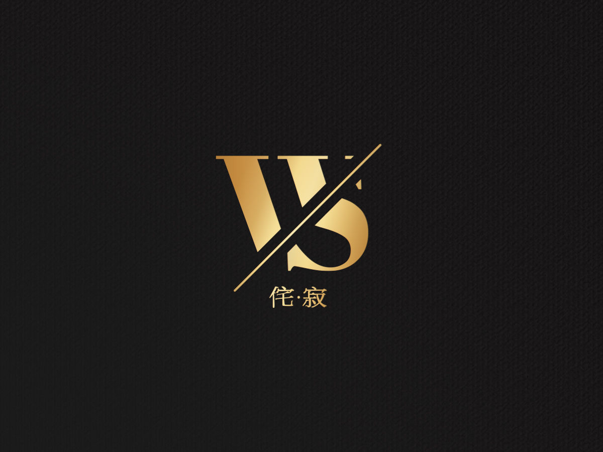 Logo design interior designer עיצוב לוגו מעצבת פנים Wabi Sabi