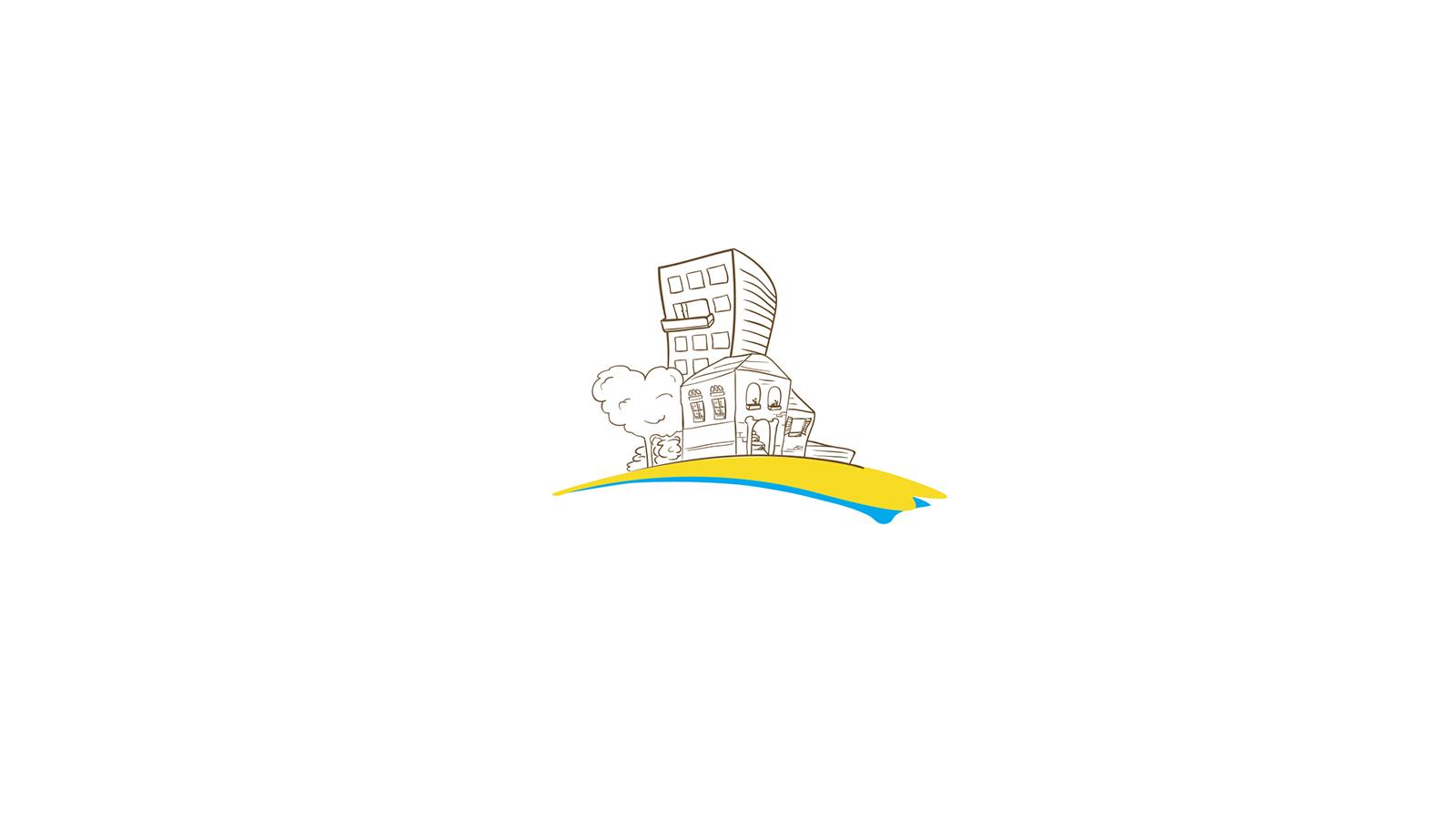 Logo design construction company עיצוב לוגו חברה קבלנית