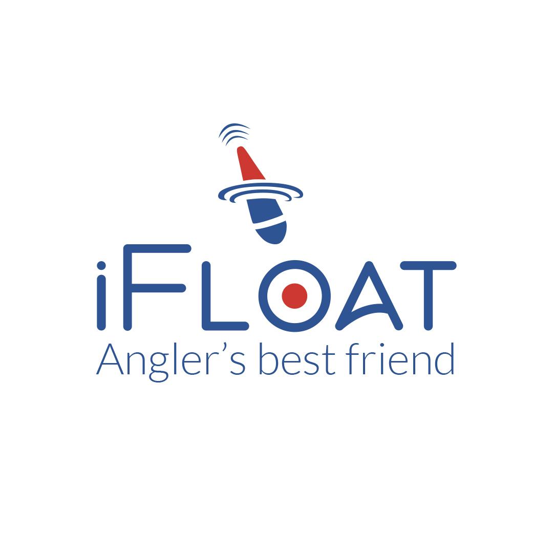 Branding logo mobile app design fishing מיתוג לוגו ויצוב אפליקציית מובייל ifloat
