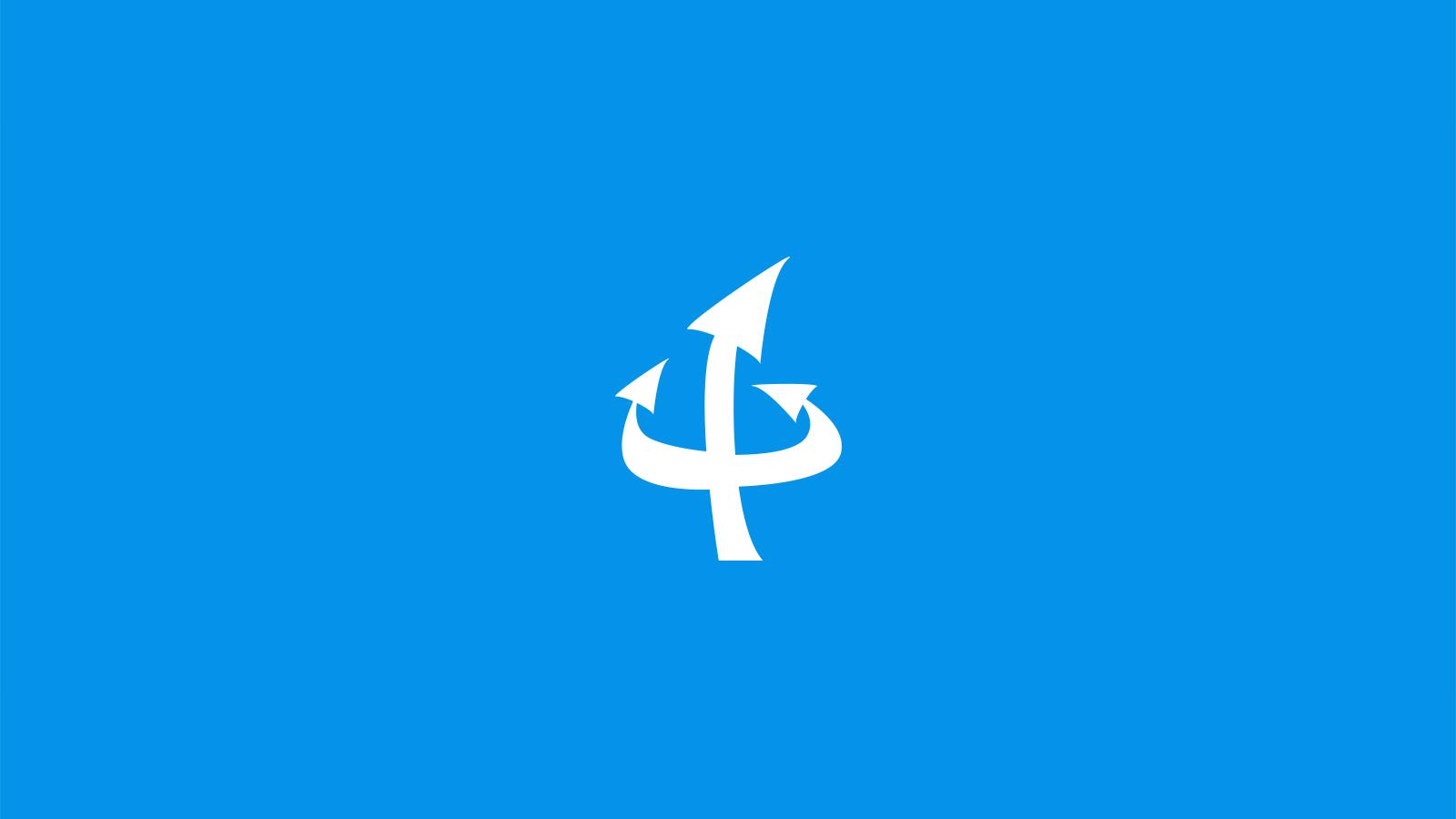 Logo design fishing app עיצוב לוגו אפליקציית דייג