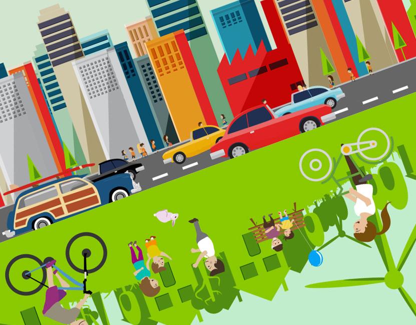 CBC Coca Cola Israel illustration sustainability קוקה קולה ישראל איור קיימות