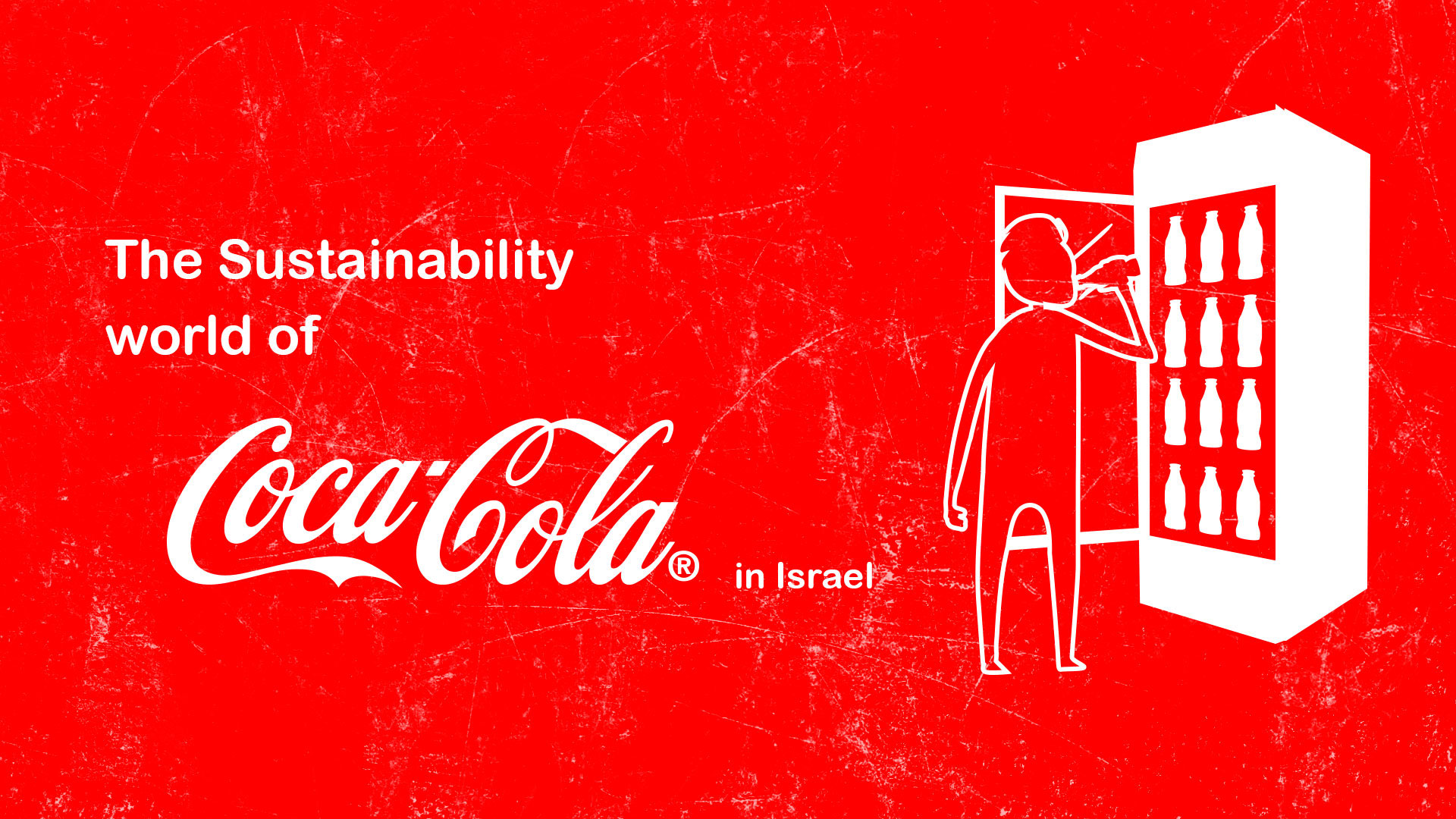 CocaCola sustainability קוקה קולה קיימות