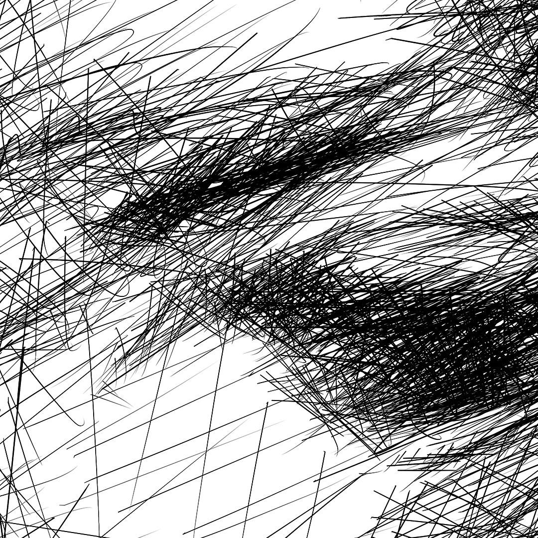 John coltrane line drawing digital pencil ציור קווי ג'ון קולטריין עיפרון דיגיטלי closeup 4